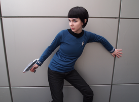 Spock by xRandomosityx