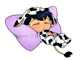 .Little.Baby.Cow.Ryan. by Natsumi-chan0wolf
