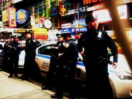 NYPD by Urban-Eye
