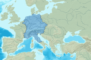 "German ""Holy Roman"" Empire by Finnect"
