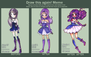 Draw this Again Meme by Chancetodraw