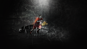 Totti Wallpaper by WALIDINHOOO