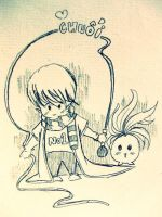 this is me :x by chuoi-chan