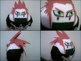 Cosplay Onigiri - Axel by merlinemrys