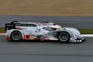Audi Sport Team Joest No 1 by Willie-J