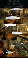 Skyrim Oddities: Dawnguard by Janus3003