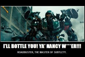 Roadbuster by Lugnut1995