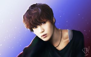 Taemin commission by RollingAlien