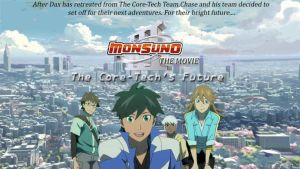Monsuno The Movie 3-The Core-Tech's Future... by lukmaniah