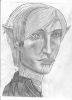 Fenris by The-Mage-Hater
