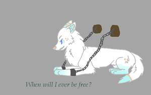 Chained... by DoubleTroubleWolves