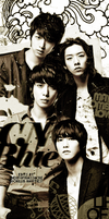 CHILLIN HAWTIES! - CN Blue Avatar by foreverGIKWANG