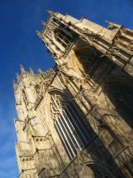 York Minster Study 3 by Queenselphie