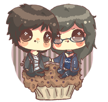 Muffin Love// by Yuuriku