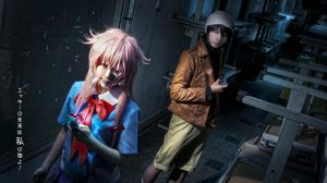the future diary - it's our battle by Godling-Studio