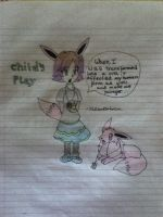 Child's play by TheNeonUmbreon