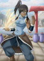 Legend Of Korra by bocodamondo