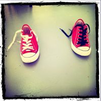 Shoes- they take us places by magisteraya