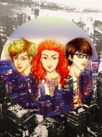 The Mortal Instruments by tabeck