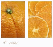 Orange by shatinn