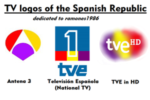 TV logros Spanish Republic by dlink97
