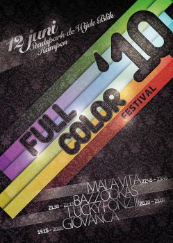 Full Colour Festival by Tourash