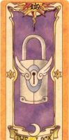 The Clow Lock by The-Clow-Card-Shadow