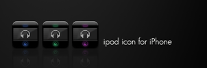 ipod icon for iPhone by duro500
