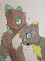 Siblins by Greysounds