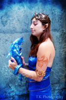 anne stokes water dragon cosplay by dragonempress87