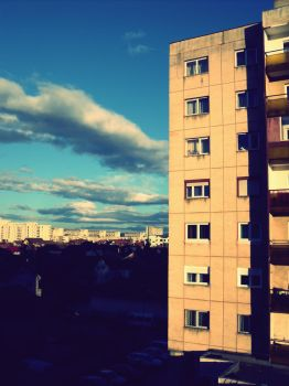 Cloudy 25 of December by flyfi