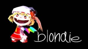 LBP2 - Blond haired Child by Music-Lovette123
