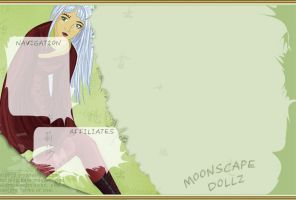 Moonscape dollz layout by tiranaki