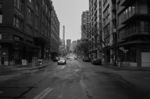 Seattle Streets by DrHall93
