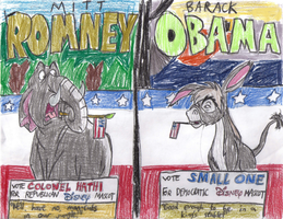 When Disney Animals Do Politics by PuffyTopianMan