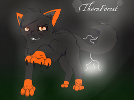 Thornforest by WhenAshesFall7