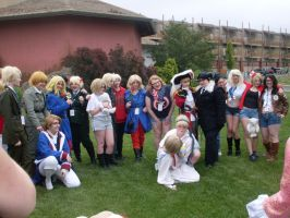 Colossalcon 2013: Hetalia Photoshoot: FACE by chippy-lightgaia