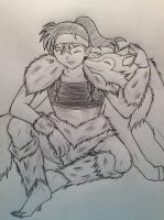Young Koga by JainaNaberrie