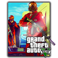 GTA5 icon4 by pavelber