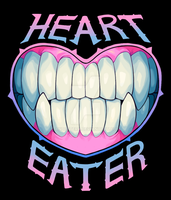 HEART EATER by Andcetera
