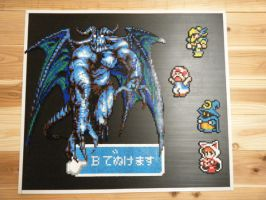 wizardry_FF3_NEW_PARTY by danny-8bit