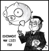 Government man likes you by Lilostitchfan