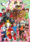 Digimon Tamers by ChrisMcFeely