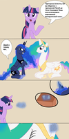 How Luna talk with Tia by Yutel-Chan