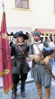 Thirty Years' War - Soldiers by Siveir