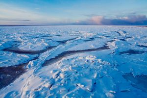 The White Sea by Lucem