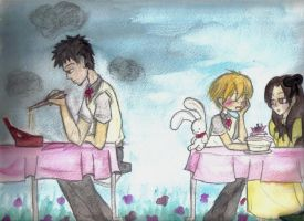 ouran- ch ch changes by YerBlues99