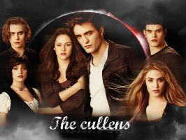 The Cullens . Eclipse by Hesavampire
