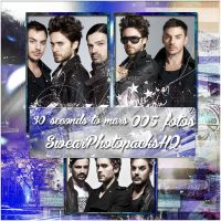 Photopack 49: 30 seconds to mars by SwearPhotopacksHQ