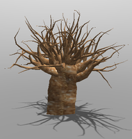 A Tree Demo by Some-Art